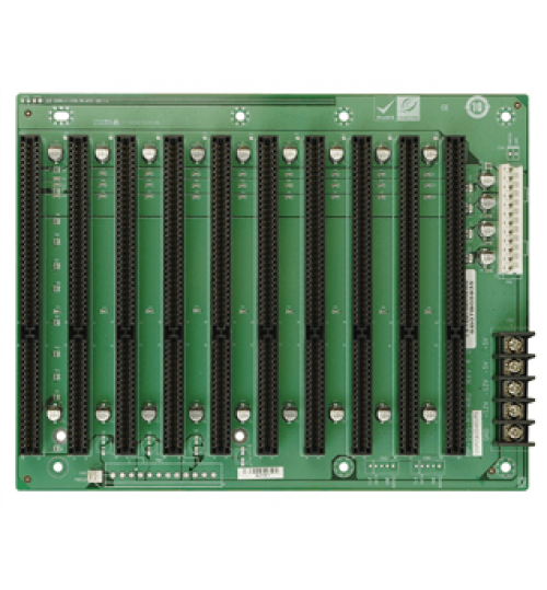BP-10S-RS 10-slot backplane with ten ISA slots