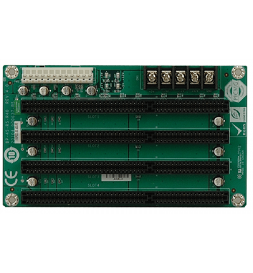 BP-4S-RS 4-slot backplane with four ISA slots