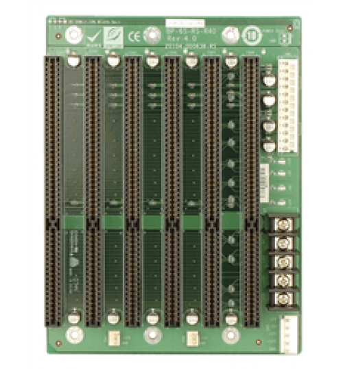 BP-6S-RS 6-slot backplane with six ISA slots