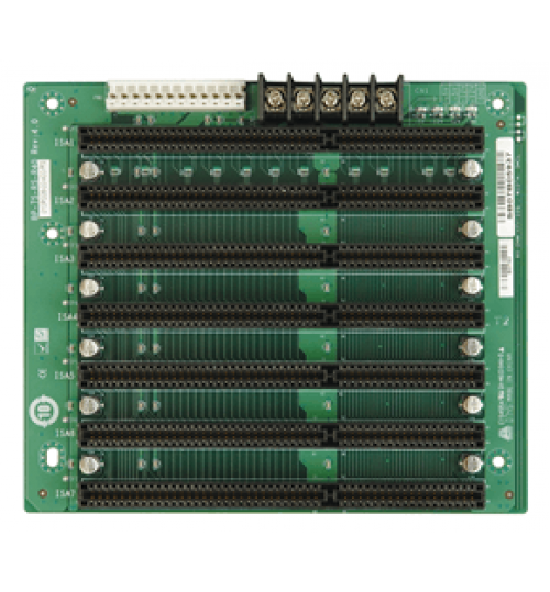 BP-7S-RS 7-slot backplane with seven ISA slots