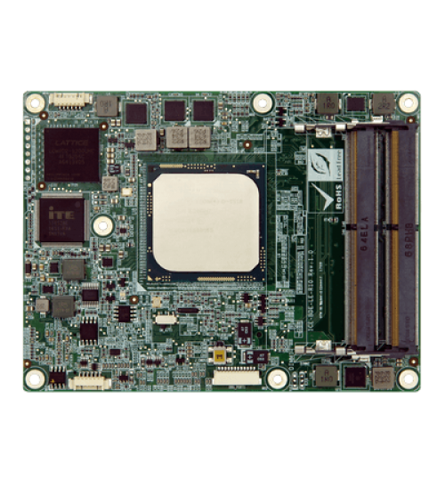ICE-BDE-T7 COM Express Basic Size Type 7 Module Support, Intel® Broadwell-DE Processor D-1500