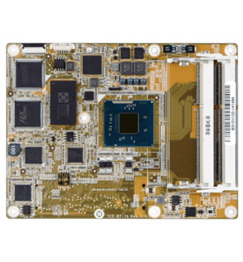 ICE-BT-T6 COM Express Rev 2.1 Basic Type 6 Module, Intel® 4th Generation Atom™ Processor
