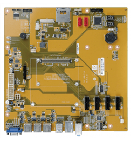 ICE-DB-T10 Baseboard for COM Express Type 10 Module COM.0 Rev. 2.1, suppport PICMG EAPI R1.0