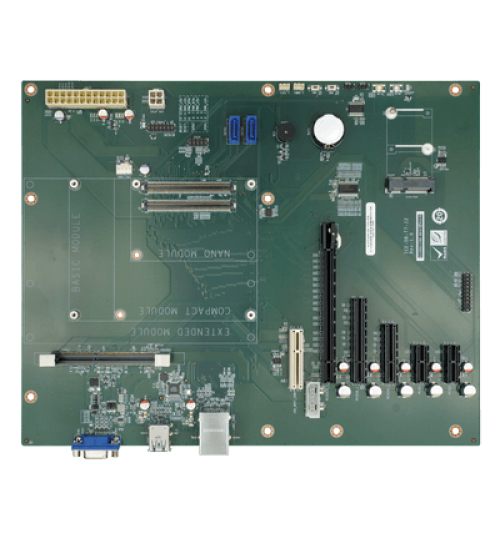 ICE-DB-T7-i2 Base Board for COM Express Type 7 Module COM.0 Rev. 2.1