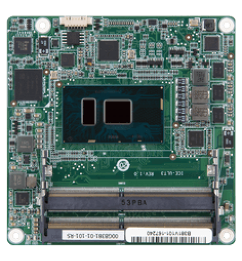 ICE-ULT3 COM Express Compact size Type 6 Module, 6th Generation Intel® Core™ ULT Processor