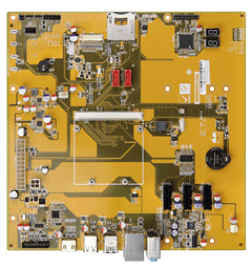 iQ7-DB-MATX Baseboard for Qseven Rev. 2.0 Module
