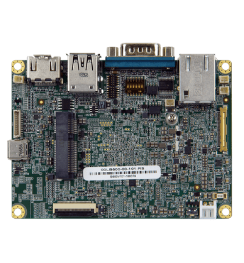 HYPER-RK39 PICO-ITX SBC with Rockchip 3399 Processor, 2GB LPDDR3, 16GB eMMC Flash, HDMI, eDP, GbE LAN, PCIe mini, USB 3.0, USB 2.0, COM, RoHS