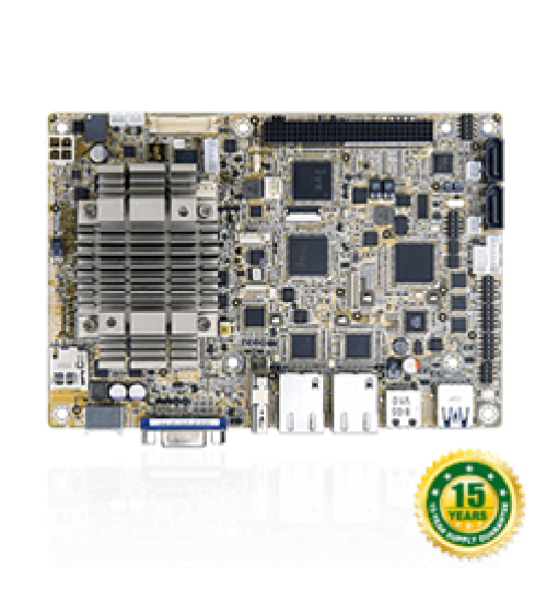 NANO-BTW2 EPIC SBC supports 22nm Intel® Atom™/Celeron® on-board SoC