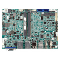NANO-HM651 EPIC SBC with on-board Intel® Celeron® Dual Core 847E 1.1GHz CPU