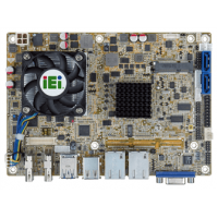 NANO-QM871-i1 EPIC SBC supports 4th Generation Intel® Mobile Processor