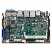 "WAFER-BW 3.5"" SBC with Intel® 14nm Pentium®/Celeron® on-board SoC"