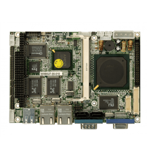 "WAFER-LX 3.5"" SBC with on-board AMD Geode™ LX 800 Processor"