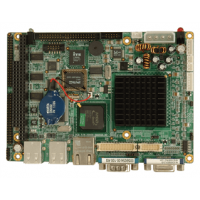 "WAFER-LX2 3.5"" SBC with AMD Geode™ LX 800 Processor"