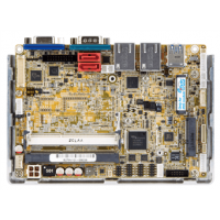 "WAFER-ULT2-i1 3.5"" SBC supports Intel® 22nm 4th/14nm 5th Generation Mobile Core™ i7/i5/i3 and Celeron® on-board Processor (ULT)"
