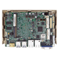 "WAFER-BT-i1 3.5"" SBC with Intel® 22nm Atom™/Celeron® on-board SoC,"