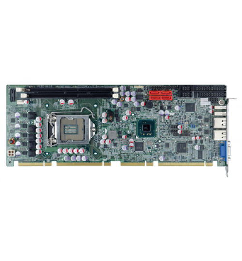 PCIE-H610 Full-size PICMG 1.3 CPU Card supports 32nm LGA 1155 Intel® Core™ i7/i5/i3, Pentium® or Celeron® CPU with Intel® H61, DDR3