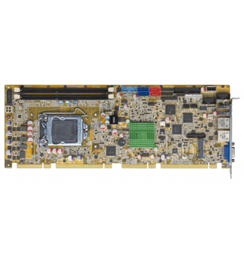 PCIE-H810 Full-size PICMG 1.3 CPU card supports LGA 1150 Intel® Core™ i7/i5/i3, Pentium® and Celeron® with Intel® H81