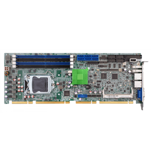 PCIE-Q370 Full-size PICMG 1.3 CPU Card supports LGA1151 Intel® Core™ i7/i5/i3/ Pentium®/Celeron® CPU per Intel® Q370, DDR4, VGA, Dual Intel® PCIe GbE, USB 3.0, SATA 6Gb/s, PCIe mini, HD Audio, iAMT and RoHS