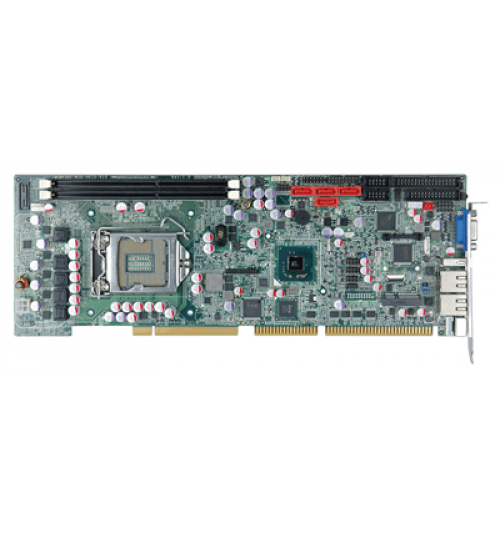 WSB-H610 Full-size PICMG 1.0 CPU Card supports 32nm LGA 1155 Intel® Core™ i7/i5/i3, Pentium® or Celeron® CPU with Intel® H61,