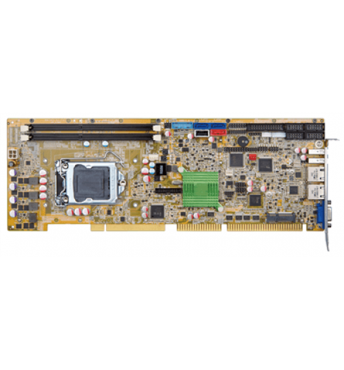 WSB-H810 Full-size PICMG 1.0 CPU Card supports LGA 1150 Intel® Core™ i7/i5/i3, Pentium® and Celeron® CPU with Intel® H81,