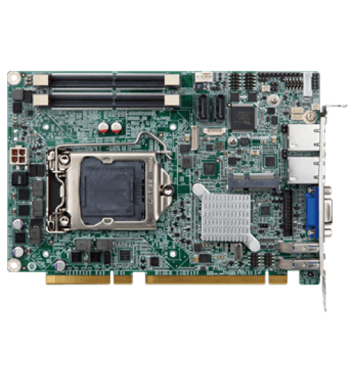 HPCIE-Q170 Half-size PICMG 1.3 CPU Card supports LGA 1151 Intel® Core™ i7/i5/i3, Pentium® or Celeron® CPU with Intel® Q170,