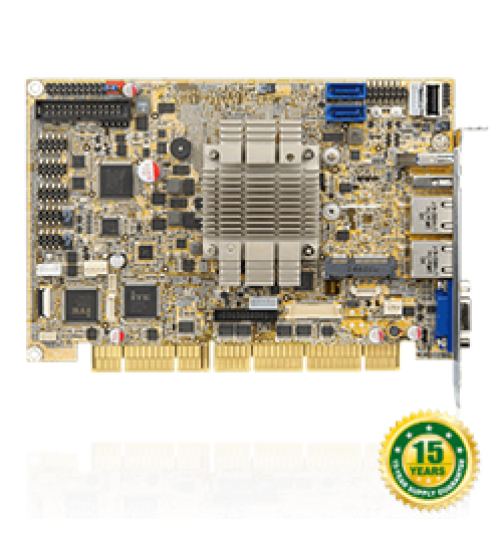 PCISA-BT Half-size PCISA CPU Card supports Intel® 22nm Atom™ On-board SoC with VGA