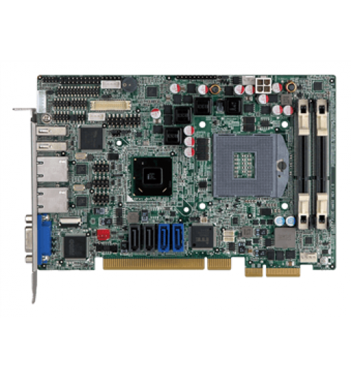 PICOe-HM650 Half-size PCIe CPU Card supports Socket 988B Intel® Mobile Core™ i7/i5/i3 or Celeron® CPU with Intel® HM65