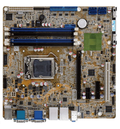 IMBA-H810 ATX motherboard supports 22nm LGA 1150 4th generation Intel® Core™ i7/i5/i3, Pentium® and Celeron® CPU with Intel® H81