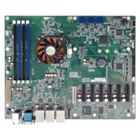 IMBA-BDE ATX motherboard supports 14nm Intel® Xeon® D1500 family