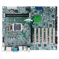 IMBA-H110 ATX motherboard supports 14nm LGA1151 6th Generation Intel® Core™ i7/i5/i3, Celeron® and Pemtium® processor