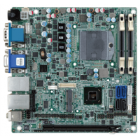 KINO-QM670 Mini-ITX SBC with Socket G2 for Intel® mobile Core™ i7/i5/i3 CPU