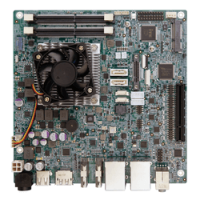 gKINO-DMF Mini-ITX SBC supports AMD Merlin Falcon SoC Proccessor