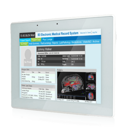 "POC-17C-ULT3 17"" Medical Grade Panel PC"