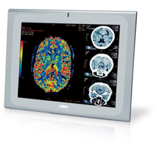 "POC-19i-HM55 19"" Medical Panel PC features Intel® Core™ i7/i5/i3 mobile processorwith Intel® HM55 chipset"