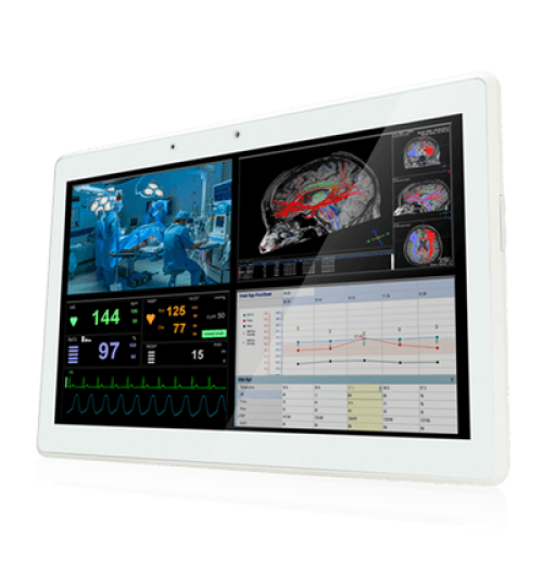 "POC-W24C-ULT3 24"" Medical Panel PC with 6th Generation Intel® mobile ULT Core™ i7/i5/Celeron® processor"